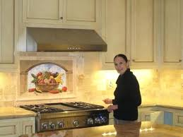 murals for kitchen backsplash tile mural backsplash harvest basket tile mural kitchen italian