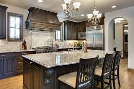 Kitchen Islands With Seating For 2 Granite Countertop Kitchen Cabinets Fireclay Tile Backsplash