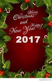 happy new year card wishes sayings 2017