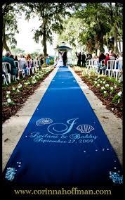 aisle runner wedding royal blue aisle runner wedding 5442