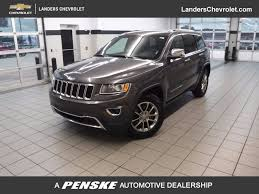 2016 used jeep grand cherokee rwd 4dr limited 75th anniversary at