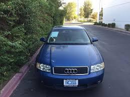 2003 Audi A4 Sedan Used 2003 Audi A4 1 8t At City Cars Warehouse Inc