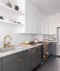 fixer white kitchen cabinet color white shaker cabinets discount trendy in ny