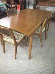 Drexel Dining Room Table Drexel Profile Desk And Chair Mid Century Desk Retro Furniture