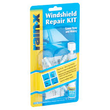 Kmart Novi by Rainx Windshield Repair Kit 035 Oz Walmart Com