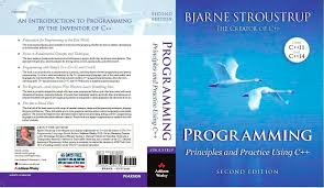 stroustrup programming principles and practice using c