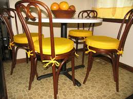 Chair Pads For Dining Room Chairs by Kitchen Cushions Custom Banquette U0026 Chair Cushions Add Trendy