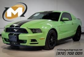 2014 used mustang used ford mustang for sale in dallas tx 448 used mustang