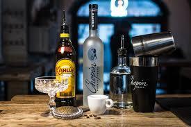 martini drink bottle espresso martini u2013 a waking up modern classic u2013 klar u2013 cocktail bar