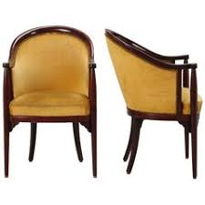 Low Armchairs 1926 French Art Deco Low Armchair By R C Coquery For Thonet For