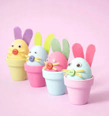 75 fun and inexpensive diy easter crafts for kids preschoolers