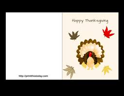 card thanksgiving card template
