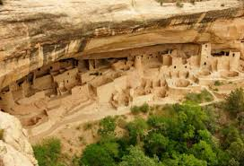 Pueblo Adobe Houses by Pueblo Indians And The Cliff Dwellers By Audrey Diggs