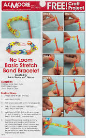 make rubber bracelet images Interesting design how to make rubber bracelets 7 best loom band jpg