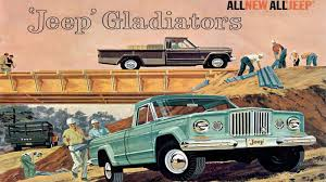 jeep concept truck gladiator take a trip down memory lane with the jeep gladiator jk forum