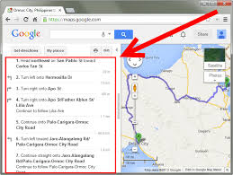 maps directions how to get driving directions in maps 4 steps