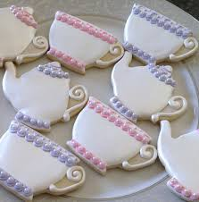 decorate your own tea cup 25 best teacup cookies ideas on teapot cookies