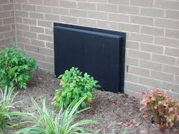 installed 16x32 crawl space door crawl space doors pinterest