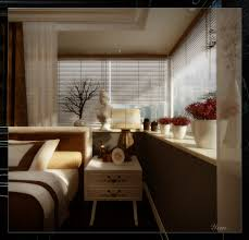 warm and cozy rooms rendered by yim lee