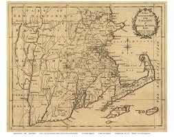 A Map Of Massachusetts by Massachusetts Maps