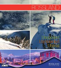 rossland vacation guide 2013 by shelley ackerman issuu