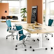 Herman Miller Conference Table Contemporary Boardroom Table Wood Veneer Melamine