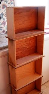 How To Make A Nightstand Out Of Wood by Best 25 Dresser Bookshelf Ideas On Pinterest Cheap Bookcase