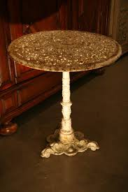 round cast iron table antique french cast iron round garden table gueridon sold