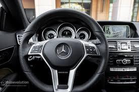 Mercedes Benz E Class 2014 Interior 2014 Mercedes Benz E Class Cabriolet Review Page 3 Autoevolution