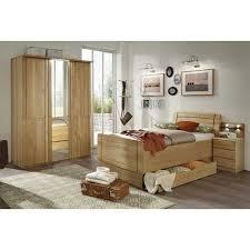 erle schlafzimmer schlafzimmer komplettset portland aus erle pharao24 de