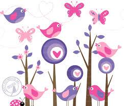 bird baby shower clip art 69