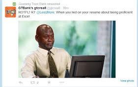 resume writing meme 28 images technicalsupport resume sle exle