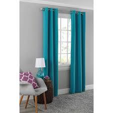 Walmart Eclipse Curtains by Eclipse Grommet Blackout Energy Efficient Kids Bedroom Curtain