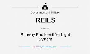 runway end identifier lights reils runway end identifier light system in government military