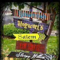 haunted halloween yard sign bootsforcheaper com