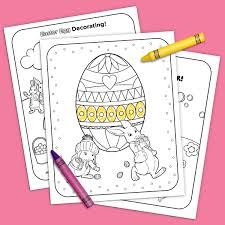 nickelodeon easter coloring pages alric coloring pages