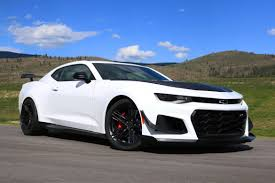 2018 chevrolet camaro zl1 1le is a serious track weapon