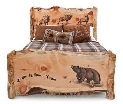 Best Log Home Furniture Images On Pinterest Log Furniture - Bear furniture