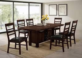 Dining Room Sets San Antonio 7pc Dining Set W Storage Base Bel Furniture Houston U0026 San Antonio