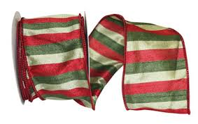 plaid christmas christmas ribbon plaid checked striped