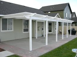 Lattice Patio Cover Design by Metal Porch Awning Metal Front Porch Awnings How To Make Front