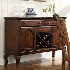 buffet table dining room kitchen paint colors with dark brown
