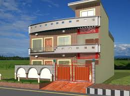 Stunning Home Front Design Pictures House Design - Front home design