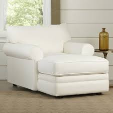 white chaise lounge chairs you u0027ll love wayfair