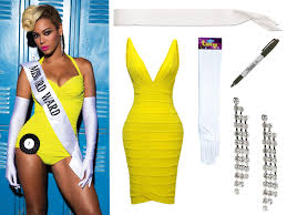 collection beyonce costumes for halloween pictures flawless 5