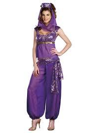 purple genie costume