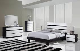 chambre moderne noir et blanc chambre moderne noir et blanc solutions pour la décoration