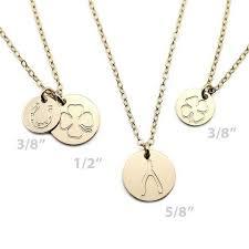 custom charm necklaces custom the smith
