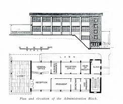 office block floor plans chung chi college chinese university of hong kong docomomo