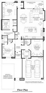 houses layouts floor plans toll brothers at escena the moda home design